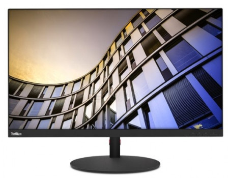 """Монитор 27"""" Lenovo ThinkVision T27p-10, UHD, IPS, HDMI, DP, 1xUSB Type-C, 4xUSB 3.1, Черный 61DAMAT1EU"""