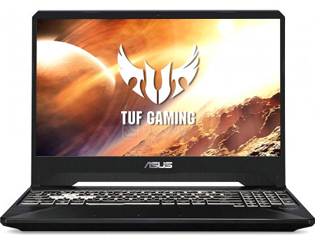 Ноутбук ASUS TUF Gaming FX505DT-AL218T (15.60 IPS (LED)/ Ryzen 5 3550H 2100MHz/ 16384Mb/ SSD / NVIDIA GeForce® GTX 1650 4096Mb) MS Windows 10 Home (64-bit) [90NR02D2-M04280]