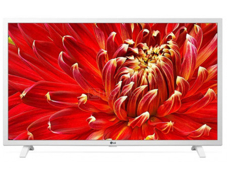 Телевизор LG 32 LED, FHD, Smart TV (webOS), Звук (10 Вт (2x5 Вт)) , 3xHDMI, 2xUSB, 1xRJ45, Белый, 32LM6390PLC