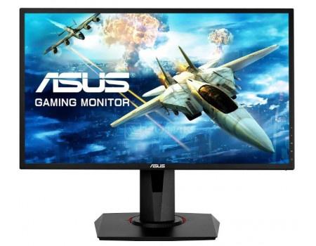 """Монитор 24"""" ASUS VG248QG, FHD, ТN, HDMI, DP, DVI, Черный 90LMGG901Q022E1C-"""