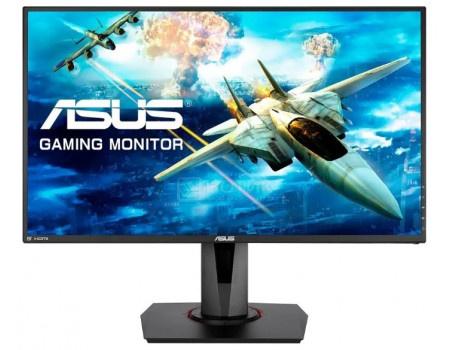 """Монитор 27"""" ASUS VG278QR, FHD, ТN, HDMI, DP, DVI, Черный 90LM03P3-B01370"""