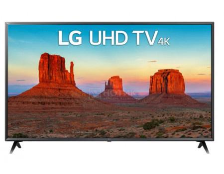 Телевизор LG 65 OLED, UHD, Smart TV (webOS) Звук (40 Вт (2x20 Вт)), 4xHDMI, 3xUSB, 1xRJ-45, Черный, 65UK6300PLB
