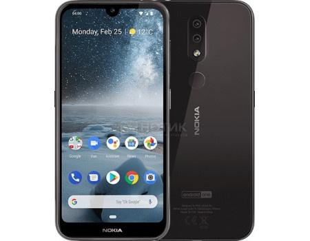 Смартфон Nokia 4.2 DS 32Gb Black (Android 9.0 (Pie)/SDM439 2000MHz/5.71
