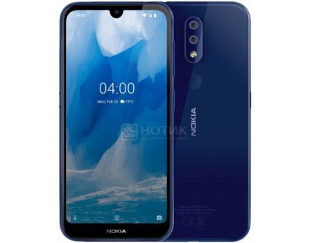 Смартфон Nokia 4.2 DS 32Gb Blue (Android 9.0 (Pie)/SDM439 2000MHz/5.71