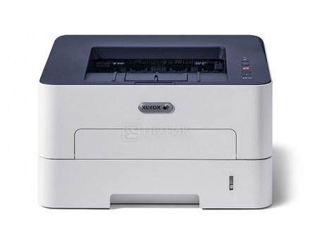 Принтер лазерный монохромный Xerox B210DNI, A4, 30стр/мин, 256Мб, Duplex, USB, LAN, WiFi, Белый B210V_DNI
