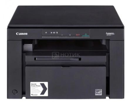 МФУ лазерное монохромное Canon i-SENSYS MF3010, A4, 18 стр/мин, 64Mb, USB, Черный 5252B004 фото