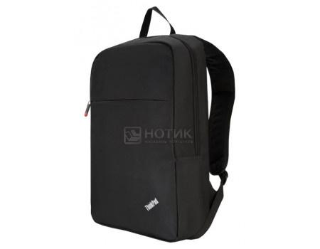 "Рюкзак 15,6"" Lenovo ThinkPad Basic Backpack, Полиэстер, Черный 4X40K09936 фото"