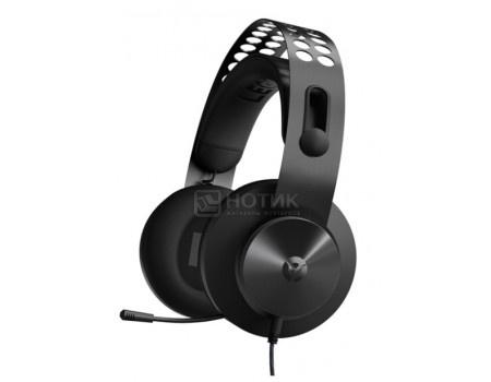 Гарнитура проводная Lenovo Legion H500 Pro 7.1 Surround Sound Gaming Headset, Черный GXD0T69864 фото