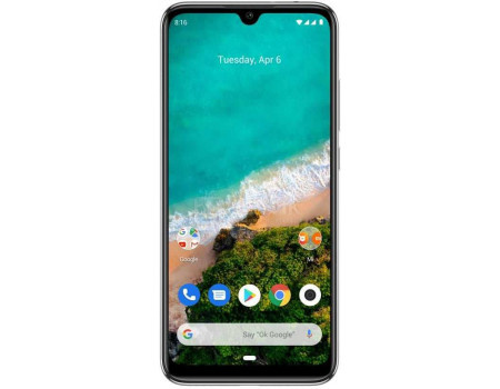 "Смартфон Xiaomi Mi A3 64Gb More than White (Android 9.0 (Pie)/SDM665 2000MHz/6.01"" 1560x720/4096Mb/64Gb/4G LTE ) [24423]"