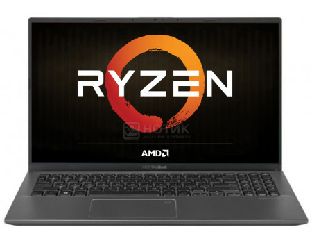 Ноутбук ASUS VivoBook 15 X512DA-BQ523 (15.60 IPS (LED)/ Ryzen 3 3200U 2600MHz/ 4096Mb/ SSD / AMD Radeon Vega 3 Graphics 64Mb) Без ОС [90NB0LZ3-M08290]