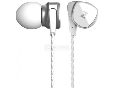 Гарнитура проводная Z MusicDealer XS White, Белый ZMDH-XSW  - купить со скидкой