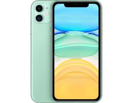 Смартфон Apple iPhone 11 256Gb Green (iOS 13/A13 Bionic 2650MHz/6.10
