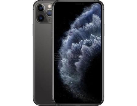 Смартфон Apple iPhone 11 Pro Max 256Gb Space Gray (iOS 13/A13 Bionic 2650MHz/6.50