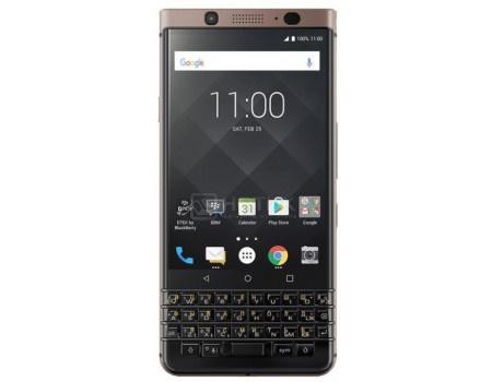 Смартфон BlackBerry KeyOne Bronze 64Gb (Android 7.1 (Nougat)/MSM8953 1800MHz/4.45