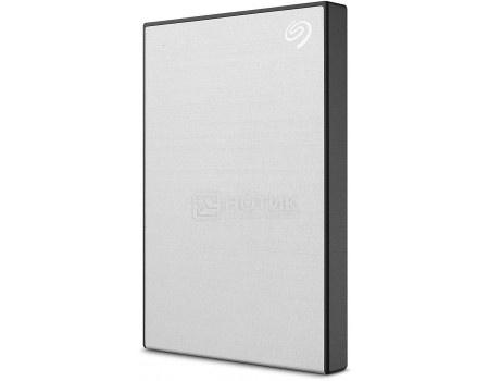 "Внешний жесткий диск Seagate 1Tb Backup Plus Slim STHN1000401 2.5"" USB 3.0 Серебристый"