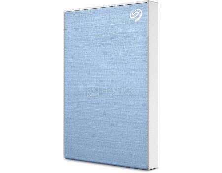 """Внешний жесткий диск Seagate 1Tb Backup Plus Slim STHN1000402 2.5"""" USB 3.0 Синий"""