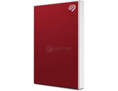 """Внешний жесткий диск Seagate 1Tb Backup Plus Slim STHN1000403 2.5"""" USB 3.0 Красный"""