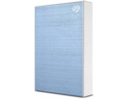 """Внешний жесткий диск Seagate 4Tb Backup Plus Slim Portable STHP4000402 2.5"""" USB 3.0 Синий"""