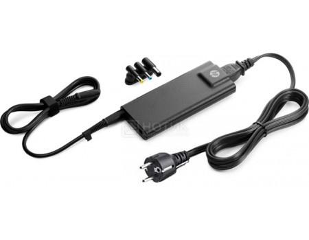 Зарядное устройство HP AC Adapter Slim 90W для ноутбуков HP. сменный кабель с 3 разъемами (45 мм 74 мм) G6H45AA.