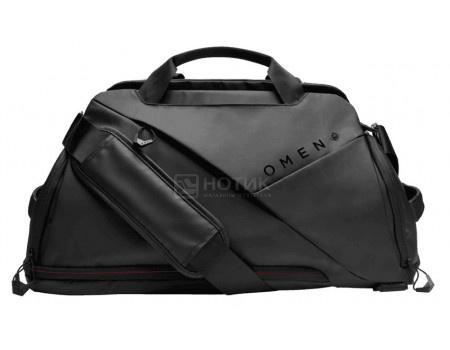 """Рюкзак-сумка 17,3"""" HP OMEN Transceptor Duffle Bag 7MT82AA, Водостойкая ткань, Черный фото"""