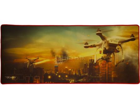 Коврик для мыши игровой Qumo Droids war, 800x350 мм, Рисунок 22487 фото
