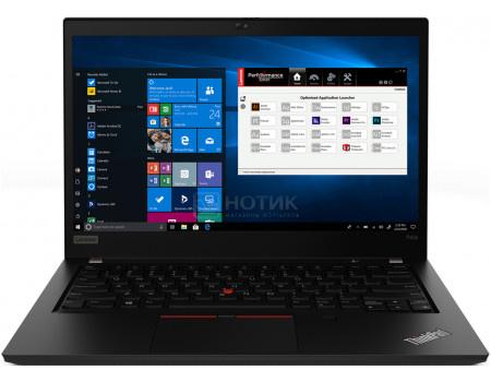 Ноутбук Lenovo ThinkPad P43s (14.00 IPS (LED)/ Core i7 8565U 1800MHz/ 16384Mb/ SSD / NVIDIA Quadro P520 2048Mb) MS Windows 10 Professional (64-bit) [20RH002FRT]  - купить со скидкой