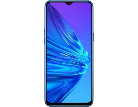 Смартфон Realme 5 64Gb Crystal Blue (Android 9.0 (Pie)/SDM665 2000MHz/6.50