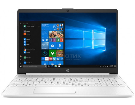 Ноутбук HP 15s-fq1010ur (15.60 SVA/ Core i3 1005G1 1200MHz/ 4096Mb/ SSD / Intel UHD Graphics 64Mb) MS Windows 10 Home (64-bit) [8PK10EA] фото