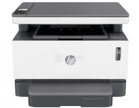 МФУ лазерное монохромное HP Neverstop Laser 1200a, A4, 20 стр/мин, 64Mb, USB, Белый/Черный 4QD21A фото