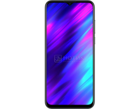 Смартфон Meizu M10 32Gb Phantom Black (Android 9.0 (Pie)/MT6757T 2500MHz/6.50