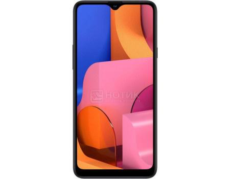 Смартфон Samsung Galaxy A20s SM-A207F Black (Android 9.0 (Pie)/SDM450 1800MHz/6.50