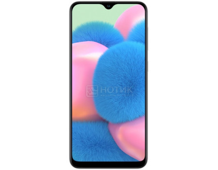 Смартфон Samsung Galaxy A30s SM-A307F Prism Crush White (Android 9.0 (Pie)/Exynos 7904 1800MHz/6.40