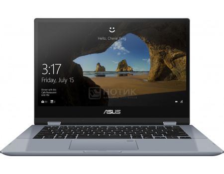 Ультрабук ASUS VivoBook Flip TP412FA-EC260T (14.00 IPS (LED)/ Core i3 8145U 2100MHz/ 4096Mb/ SSD / Intel UHD Graphics 620 64Mb) MS Windows 10 Home (64-bit) [90NB0N32-M06100] фото
