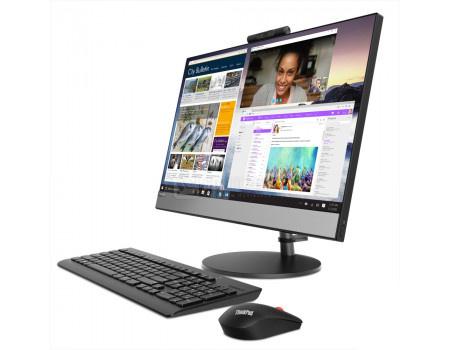 Моноблок Lenovo V530-22 (21.50 IPS (LED)/ Pentium Dual Core G5420T 3200MHz/ 4096Mb/ SSD / Intel UHD Graphics 610 64Mb) Без ОС [10US00HSRU] фото
