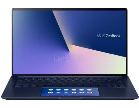 Ультрабук ASUS Zenbook UX334FL-A4005T (13.30 IPS (LED)/ Core i7 8565U 1800MHz/ 8192Mb/ SSD / NVIDIA GeForce® MX250 2048Mb) MS Windows 10 Home (64-bit) [90NB0MW3-M03820] фото