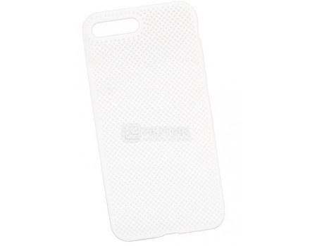 Чехол-накладка Liberty Project Silicone Dot Case для iPhone 7 Plus/8 Plus, Силикон, Белый 0L-00040403 фото