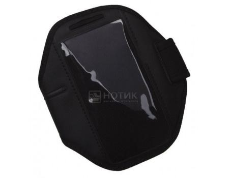 """Чехол на руку Liberty Project ARMBAND для смартфонов с диагональю 5,5"""", , Неорен, Черный 0L-00027938"""