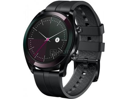 Смарт-часы Huawei Watch GT 42mm Elegant Black, Bluetooth, 178 мАч Черный 55023844 фото