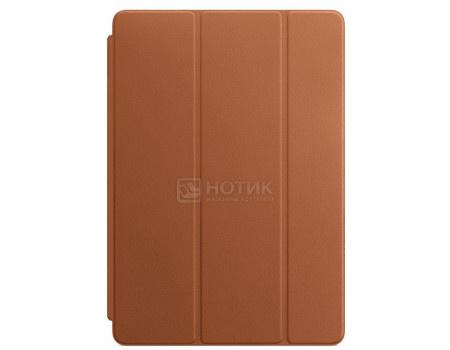 Чехол-обложка Apple Leather Smart Cover для планшета iPad 10.2/iPad Air 2019 , Кожа, Saddle Brown, Коричневый MPU92ZM/A фото