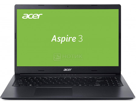 Ноутбук Acer Aspire 3 A315-34-P3DU (15.60 TN (LED)/ Pentium Quad Core N5000 1100MHz/ 4096Mb/ HDD 500Gb/ Intel UHD Graphics 605 64Mb) Linux OS [NX.HE3ER.004] фото