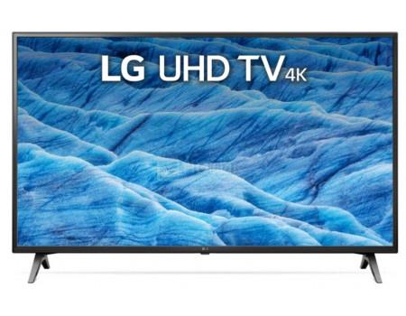 Телевизор LG 60 LED, UHD, VA, Smart TV (webOS) Звук (20 Вт (2x10 Вт)), 3xHDMI, 2xUSB, 1xRJ-45, Черный, 60UM7100PLB фото