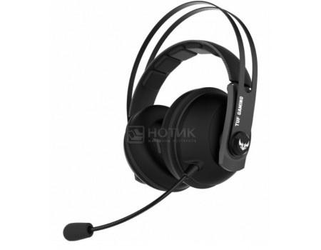 Гарнитура проводная ASUS TUF Gaming H7 Core, Mini jack, Черный/Серый 90YH021G-B1UA00 фото