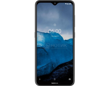 Смартфон Nokia 6.2 32Gb Ceramic Black (Android 9.0 (Pie)/SDM636 1800MHz/6.30