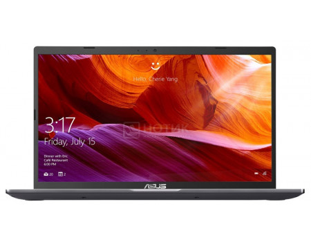 Ноутбук ASUS X509UJ-EJ041 (15.60 TN (LED)/ Core i3 7020U 2300MHz/ 8192Mb/ SSD / NVIDIA GeForce® MX230 2048Mb) Без ОС [90NB0N71-M00490]