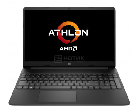 Ноутбук HP 15s-eq0016ur (15.60 SVA/ Athlon 300U 2400MHz/ 4096Mb/ SSD / AMD Radeon Vega 3 Graphics 64Mb) MS Windows 10 Home (64-bit) [9PY16EA]
