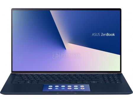 Ультрабук ASUS Zenbook 15 UX534FA-A9006R (15.60 IPS (LED)/ Core i5 8265U 1600MHz/ 8192Mb/ SSD / Intel UHD Graphics 64Mb) MS Windows 10 Professional (64-bit) [90NB0NM3-M01130]