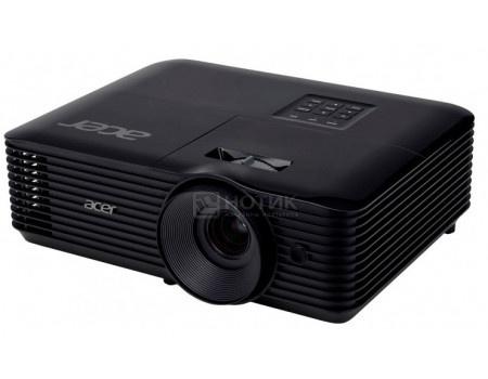 Проектор Acer X118, SVGA, VGA, RCA, 3D Ready, 3600 Лм, Черный MR.JPZ11.001 фото