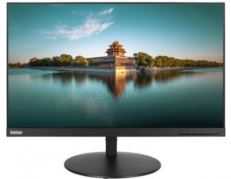 """Монитор 23,8"""" Lenovo ThinkVision S24q-10, QHD, IPS, DP, HDMI, Черный 61E7GAT1EU"""