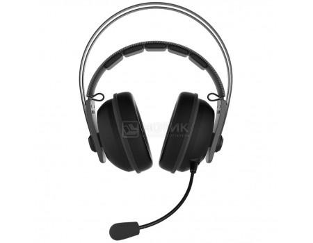 Гарнитура беспроводная ASUS TUF Gaming H7 Wireless, USB, Черный/Серый 90YH020G-B3UA00 фото