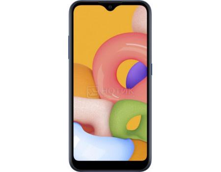 Смартфон Samsung Galaxy A01 SM-A015F Blue (Android 10.0/SDM439 1950MHz/5.70